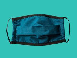 Behelfs-Mund-Nasen-Maske, individuell