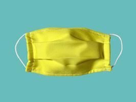 Behelfs-Mund-Nasen-Maske, einfarbig