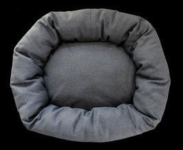 Katzenbett Grau