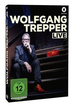 DVD - Wolfgang Trepper live