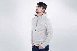 tick-tock Man Hoodie Sweater  Marble
