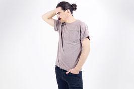 tick-tock Man Shirt Melange Basic