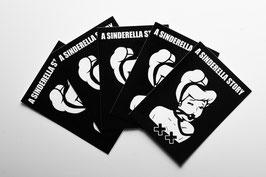 5x A SINDERELLA STORY STICKER