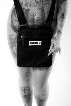 ✖ IDGAF ✖ SHOULDER BAG