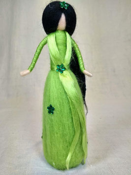 Gefilzte Fee  felted fairy