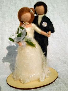 Brautpaar, Hochzeitspaar, Braut und Bräutigam, Hochzeitsgeschenk