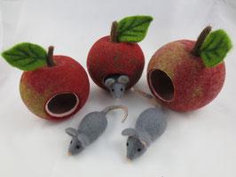 Gefilzte Apfelmaus wieder lieferbar!