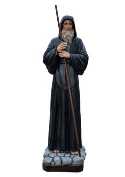 Saint Francis of Paola statue cm. 80