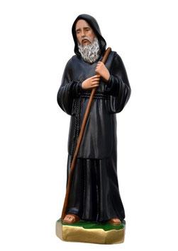 Saint Francis of Paola statue cm. 40