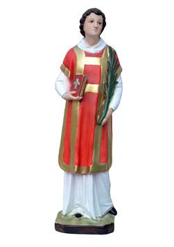 Saint Laurent statue cm. 45