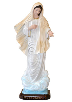 Our Lady of Medjugorje statue cm. 40