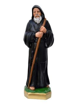 Saint Francis of Paola statue cm. 33