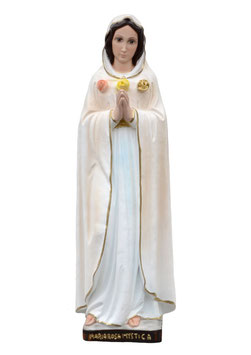 Our Lady of Rosa Mystica statue cm. 47