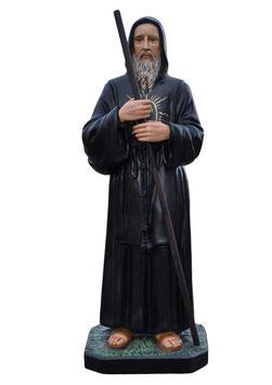 Saint Francis of Paola statue cm. 130