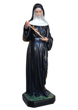 Saint Rita of Cascia statue cm. 133