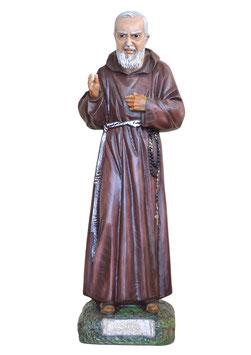 Saint Padre Pio statue cm. 90