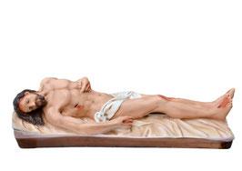 Jesus dead resin statue cm. 50