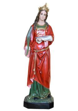 Saint Lucy statue cm. 155