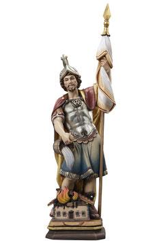 Saint Florian woodcarving (model #2)