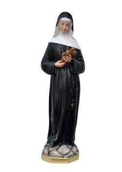 Saint Rita of Cascia statue cm. 60