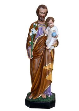 Saint Joseph statue cm. 128