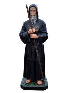 Saint Francis of Paola statue cm. 110