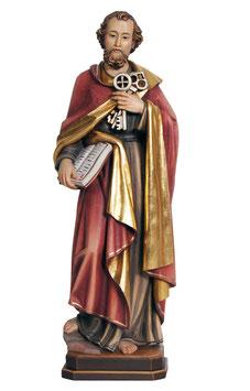 Saint Peter woodcarving