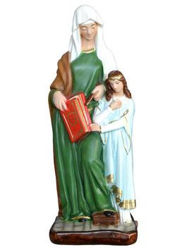 Saint Anne statue cm. 42