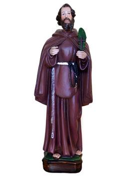 Saint Cyrus statue cm. 55