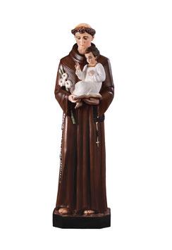 Saint Anthony of Padova statue cm. 160