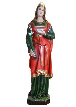 Saint Lucy statue cm. 64
