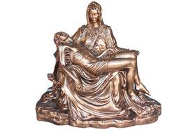 Pietà statue cm. 130 - bronze