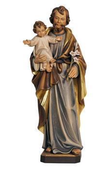 Saint Joseph woodcarving (model #2)