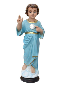 Divine Child statue cm. 52
