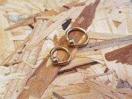 Klemmring Gold 1,6mm