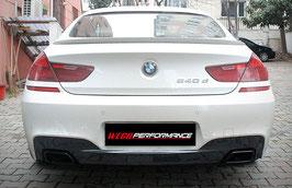 6er BMW F12 / F13 / F06 - Active Sound für alle Diesel&Benziner
