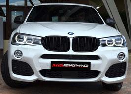 BMW X1 / X3 / X4 - Active Sound für alle Diesel&Benziner