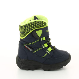 Kamik Stance navy/lime