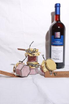 Rotweinsalz
