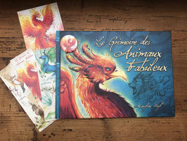 "univers ""le grimoire des Animaux Fabuleux"" lot"
