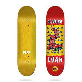 "Deck Flip Luan tin toys  8.13"""