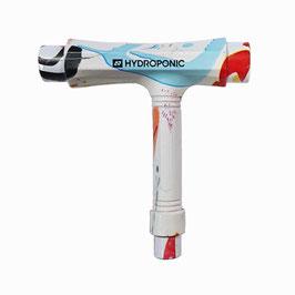 Hydroponic white tie dye tool