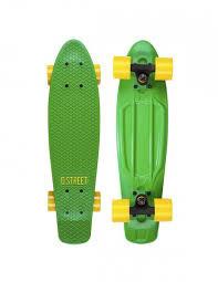 D-street cruiser green