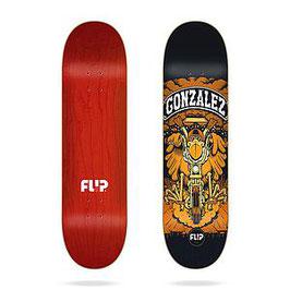 "Deck Flip Gonzalez comix 8"""