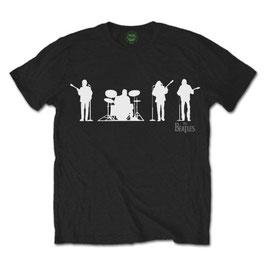 T-shirt Beatles - Line Up