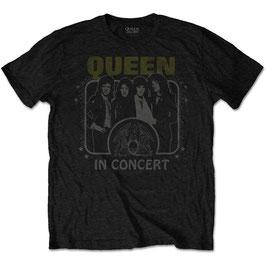 T-shirt Queen -In Concert