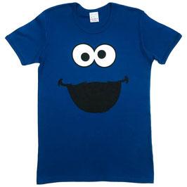 T-shirt Sesamstraat - Cookiemonster
