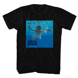 T-shirt Nirvana - Nevermind