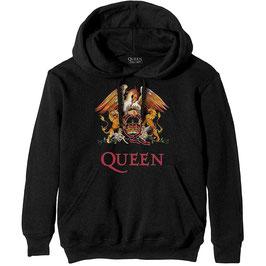 Hooded Sweater Queen - Wapen