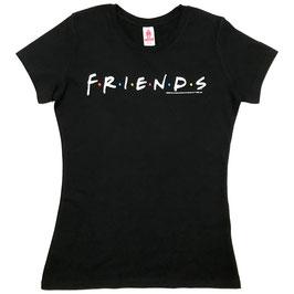 T-shirt Vrouwen Friends